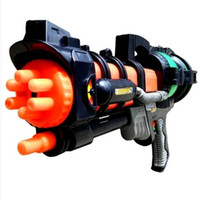 Wholesale 23 quot Large Water Gun Toys Pump Action Super Soaker Sprayer Outdoor Beach Garden Toy