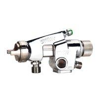 automatic air guns - Valianto WA200 Pressure Feed Automatic Spray Gun ir air tool parts Silver Nozzle Size mm