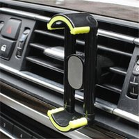 Wholesale 360 Degree Rotating Car Phone Clip Mount Bracket Holder Stand Universal for Phone GPS Tablet PC Accessories EJ873448