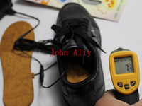 Wholesale Beat Price Creative Inholes USB Electric Powered Heated Insoles For Shoes Boots Keep Feet Warm New Pieces