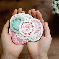 kawaii stickers - 38 Adhesive paper Vintage stickers for DIY scrapbooking wedding kawaii stationery papelaria post it School supplies