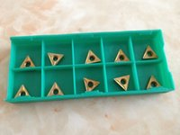 Wholesale TCMT090202 Diamond Brand Cemented Carbide Cutting Tools Inserts