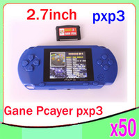 game console - DHL Colorful PXP3 bit inch LCD Pocket Handheld Video Game Player Console System Games ZY PXP3