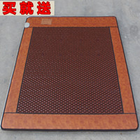 Wholesale Kangtai edge germanium stone far infrared heating jade mattress mattress Tuomalin ocher mattress dualdual control stone byanshi