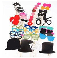 Wholesale Photo Booth new arrival wedding Photo Props Party Favors party photography props wedding decoration