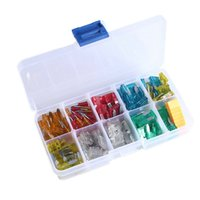 auto flywheels - 120pcs Assortment Auto Car Mini Blade Type Fuse A A A A A A