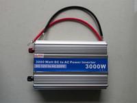 Wholesale J4 Modified Sine Wave power inverter w peak W DC12V to AC V dc ac Power Inverter