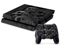 Cheap Skulls 0195 DECAL SKIN PROTECTIVE STICKER for SONY PS4 CONSOLE CONTROLL