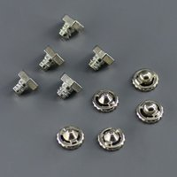 beyblade face bolt - 10pcs Qualified Beyblade Parts Kit pieces Metal Face Bolt pieces Metal Performance Tip