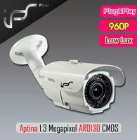 best varifocal lens - IPS Megapixel Low Lux mm Varifocal Lens White Waterproof Best Compact Security IP Cameras IPS HA1312L