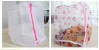 Wholesale Special women underwear bra bags for laundry washing bag