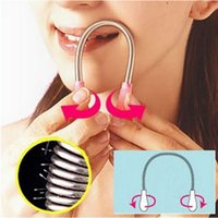 Wholesale 1XFacial Hair Spring Remover Stick Removal Threading Beauty Tool Epilator