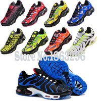absorbant fabric - colors Dropshipping Sport Shoes chaussure homme pas cher TN REQUIN Mens Tennis Shoes size