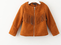 Wholesale Child Brown Leather Jacket - Buy Cheap Child Brown