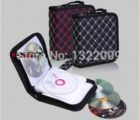 Wholesale square car CD package pieces of DVDS to receive bag auto supplies CD holder