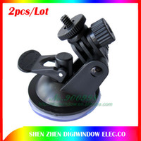 Wholesale Suction Cup Mount Flexible Tripod Holder For Car Camera DVR GPS Video Recorder Freeshipping