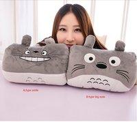 baby girl cushions - Cartoon Totoro Pillow Cushion Birthday Gift for Girls Childrend Kids Baby Plush Toys Doll