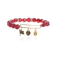 beaded chain swarovski crystals - Alex and Ani Assorted Vintage Swarovski Crystal Beaded WRAP Bracelet for Women New Gifts