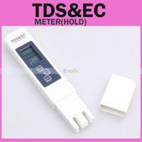 Wholesale Pen Style Digital LCD TDS EC Meter Tester Water Quality ppm PH Test Set Filter Purity