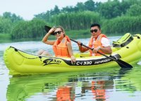 Wholesale jilong pathfinder kayak fishing inflatable rubber boat pvc barco bateau canoe caiaque de pesca bote gommone belly boat