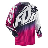 motocross clothing - DH Motocross Jersey clothing surrender speed mountain bike professional long sleeve T shirt