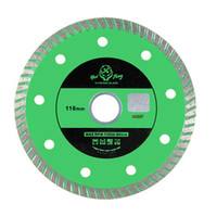 Wholesale 110mm disc diamond saw blade cutting marble concrete blade tool