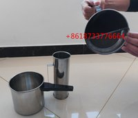 api standards - US API standard marsh funnel anti corrosion accurate measurement marsh funnel viscometer