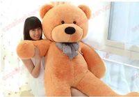 valentines teddy bear - 100cm big teddy bear giant bear stuffed toy doll lift size teddy bear plush toy valentine day