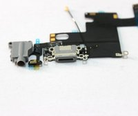 Wholesale Headphone Audio Charging Port Dock Connector Charger Flex Cable Replacement for iPhone quot iphone plus quot