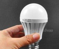 Wholesale LED Smart Bulb W W Led Emergency Light Recharge Led Batteries Lighting E27 Lamp For Home Indoor Lighting order lt no track