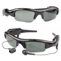 Wholesale SPY HIDDEN Eyewear HD Digital Frame Glass Mini DV DVR Camera Recorder glasses camera dv camcorder video recorder
