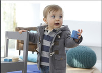 coat - Baby Boys Jacket Clothes New Winter Outerwear Coat Thick Kids Clothes Children Clothing With Hooded have stocki