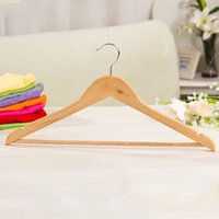 anti rack - Hangers For Clothes Extra Wide Shoulder Suit Trousers Dress Coat Hangers Anti Skid Clothes Drying Rack JE0129 Salebags