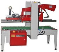 packaging machine - Free Fob Shipping Carton sealer matched Paper case packaging machine for carton and box auto folding and tape sealing