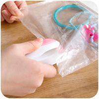 Wholesale vanzlife home portable mini snack bag sealer sealing machine hand pressure Travel