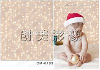 Wholesale 200cm cm backgrounds newborn props and backdrops flower photography background baby for photo studio Christmas CM6703