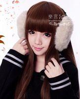 Wholesale Vampire Knight Kurosu Kuran Yuki Caffee Long Straight cm Party Wig Cosplay Christmas Costume Full Wig