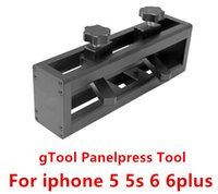 iphone repair kit - Kit GTool PanelPress Tool To Fix Bent Middle Frame For iPhone S Plus bending repair