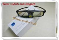 Wholesale NEW DLP LINK D projector glasses active shutter D glasses DLP LINK ready projector Universal D DLP LINK glasses suitable