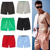 Wholesale Men PL beach Shorts Quick drying beach pants surf Board shorts swimming trunks summer fashion Beach shorts surf swim wear LJJH510