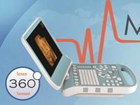 Wholesale Portable Veterinary Ultrasound Scanner EW C12V Notebook color doppler veterinary ultrasound with trans vaginal probe