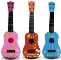 Wholesale A undertakes to guitar musical instrument toys toys simulation Children s music guitar Educational toys marvel select
