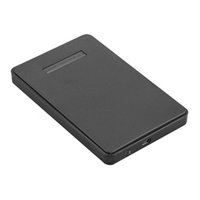 Wholesale Hot sale New Inch TB Portable USB SATA Hard Disk Drive Enclosure External Cover Box Black