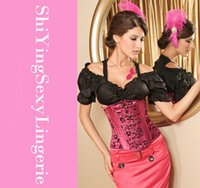 better bodies design - Rose Underbust Corset With Floral Design gothic clothing plus size waist training corset lure hot shapers better body
