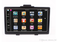 australia offers - New arrival good quality inch MTK GPS navigator MHz M G FM WINCE offer newest maps navigation and