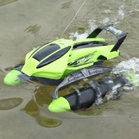 airplane snow - Lian Rong amphibious remote control car toy off road vehicle model charging thread to promote beach snow