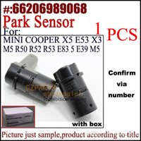 Wholesale New OE no Car Parking Sensor park sensor Front Rear Bumper Sensor PDC For BMW E39 E53 E85 E86 R50 R52 R53 i i i M5 X5Z4