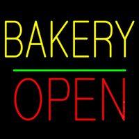 bakery shop - HOT Eagle quot x20 quot Bakery Block Open Green Line Real Glass Neon Light Signs Bar Pub Restaurant Billiards Shops Display Signboards
