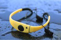 Cheap 20pcs  Waterproof Bluetooth Earphone Headsets Stereo 4.0 Headphones Headbands handsfree for phone MP3 ipad Waterprrof Bluetooth Headsets