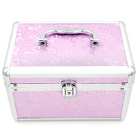 Wholesale Makeup Kit Case Professional Make Up Box set Cosmetic Bags Cosmetic Case mm